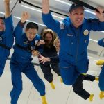 First zero-gravity plane launches from Swiss soil