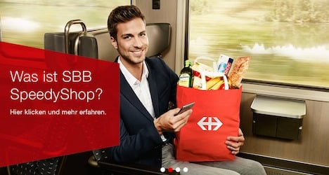 Rail operator launches online shopping service