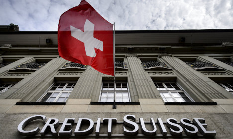Credit Suisse targeted in Fifa corruption probe