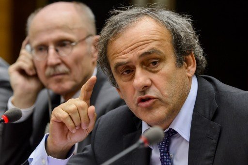 Fifa official casts doubt on Platini's leader bid