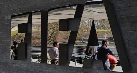 Swiss candidate for Fifa chief gets Uefa backing