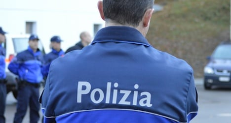 Six people arrested after man shot in Ticino