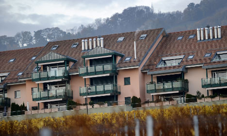 Swiss rents set to fall for first time in decade