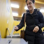 Swiss People's Party on track for record seats