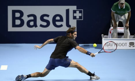 Federer and Nadal set fair for Swiss final clash
