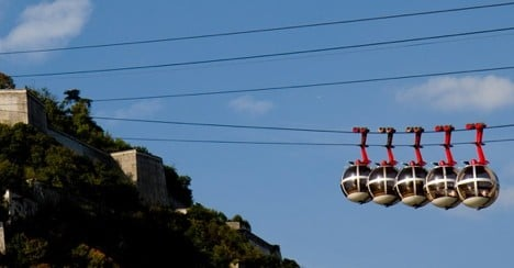Urban cable car system pitched for Fribourg