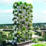Treed tower set to rise west of Lausanne