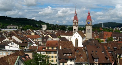 'Isis cell operating out of Winterthur mosque'