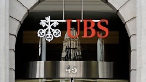 UBS third-quarter earnings almost triple