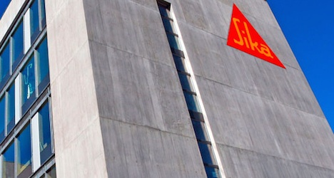 Saint-Gobain claims OK gained for Sika takeover
