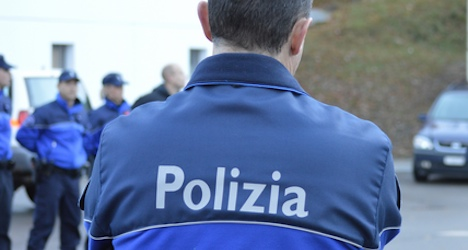 Father-and-son murder suspects held by Italians