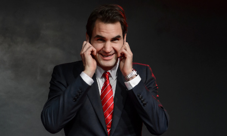 Will Federer be first $100 million man in tennis?
