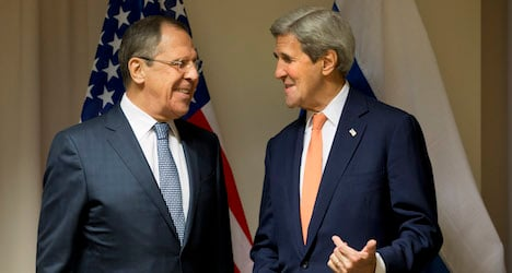Syria peace talks set to start: Russian minister
