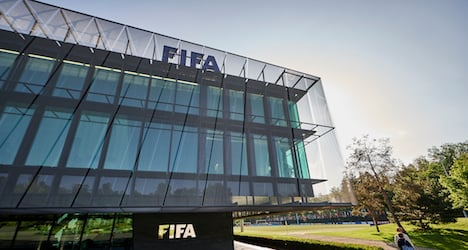 Five candidates step up bids for Fifa's top job