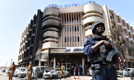 Swiss and French among dead in Burkina Faso attack