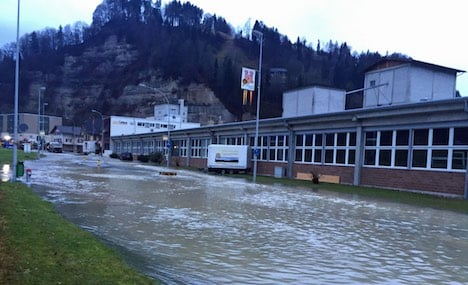 Storm expected to bring snow to Swiss plateau