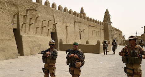 Extremists abduct Swiss woman in north Mali