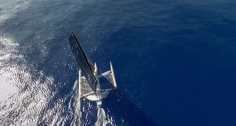 Swiss tycoon's crew gives up yacht title bid