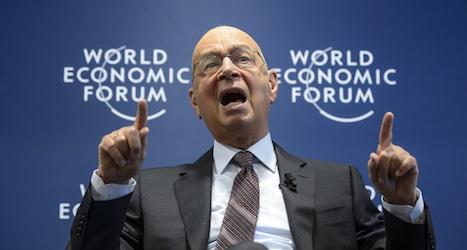 Oxfam challenges Davos meet on rising inequality