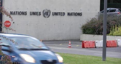 UN poised to start Syria peace talks in Geneva 'without fail'
