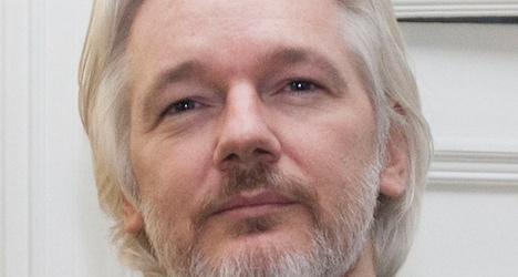UN panel calls for Assange to be freed