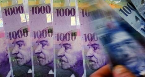 Zug MPs call for new 5,000-franc banknotes