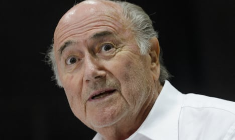 Blatter 'will attend Fifa appeal hearing': lawyer