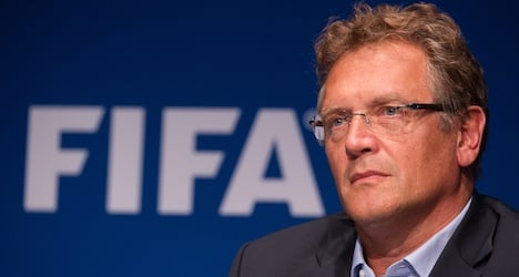 Fifa bans Blatter's right-hand man for 12 years