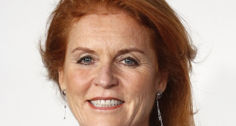 Duchess of York seeks to become Swiss resident