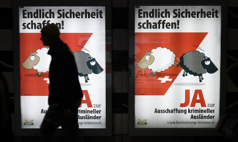Swiss vote on expelling foreign criminals