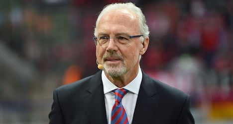 Fifa fines Beckenbauer for 'lack of cooperation'