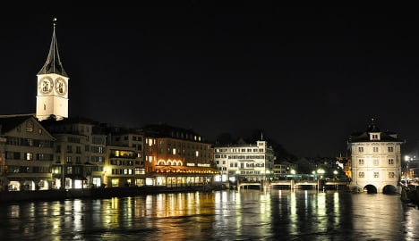 Zurich is world's second best city for expats: report