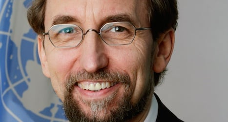 China rejects UN rights chief's concerns over arrests