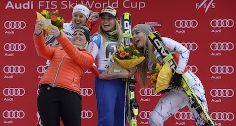 Gut and Janka bounce back with super-G victories