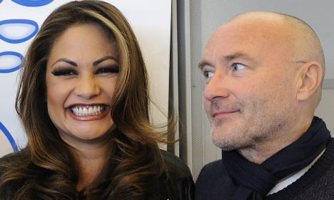 Against all odds – Phil Collins to remarry Swiss ex-wife