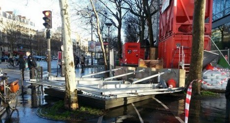 Storm winds expected again in parts of Switzerland