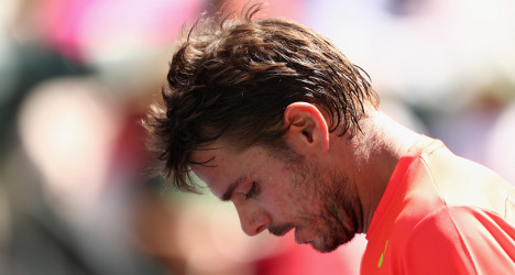 Swiss champ ousted in marathon match