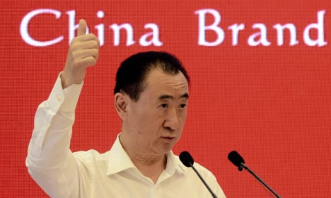 Chinese giant becomes FIFA's top sponsor in post-Blatter era