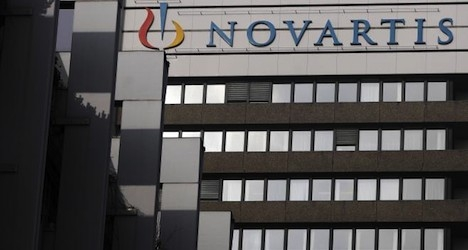 Novartis settles with US over China bribe claims