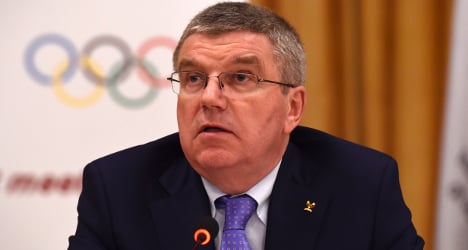 Refugee athletes could compete in Rio: IOC