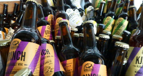 Record numbers join Swiss craft beer boom