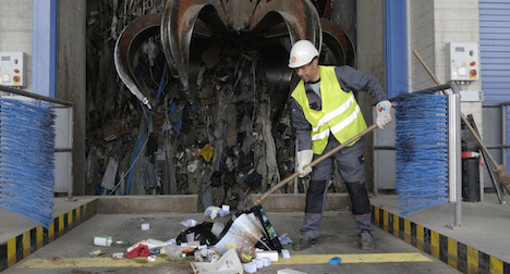 Swiss among most wasteful in Europe