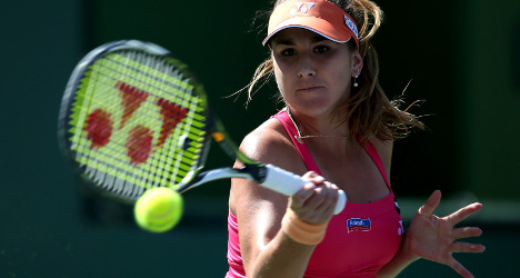 Swiss tennis ace Bencic pulls out of Fed Cup tie