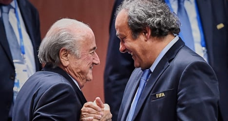 Blatter will testify at Platini's Lausanne appeal