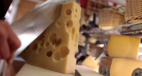 Swiss Alps saw cheesemaking in Iron Age, say researchers
