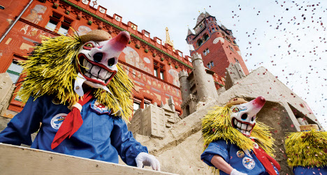 Swiss submit Basel Fasnacht to Unesco list