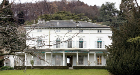 New Chaplin museum set in star's own 'Downton Abbey'
