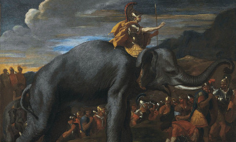 Is story of Hannibal crossing Swiss Alps just a myth?