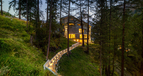 In pictures: Switzerland's most welcoming hotels