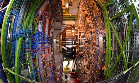 Hadron Collider set to resume search for the 'unthinkable'